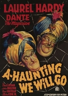 Dois Fantasmas Vivos (A-Haunting We Will Go)