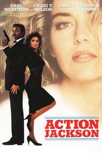 Action Jackson - Poster / Capa / Cartaz - Oficial 6