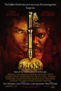 1408 - Poster / Capa / Cartaz - Oficial 4