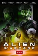 Guerra Contra Aliens (Alien Warfare)