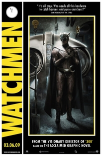 Watchmen: O Filme - Poster / Capa / Cartaz - Oficial 23