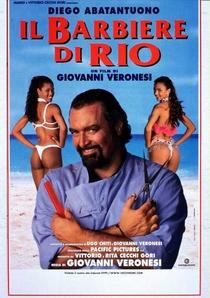 Il barbiere di Rio - Poster / Capa / Cartaz - Oficial 1