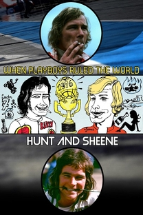 When Playboys Ruled the World: Barry Sheene and James Hunt - Poster / Capa / Cartaz - Oficial 2