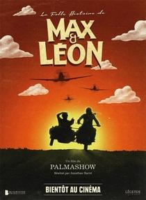 As Incríveis Histórias de Max e Léon - Poster / Capa / Cartaz - Oficial 1