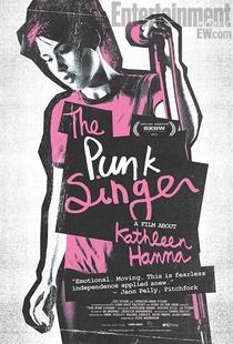 The Punk Singer  - Poster / Capa / Cartaz - Oficial 1