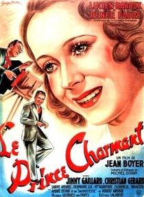 Le Prince Charmant - Poster / Capa / Cartaz - Oficial 1