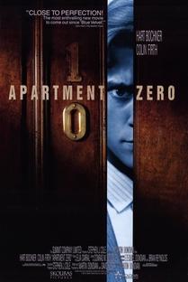 Apartamento Zero - Poster / Capa / Cartaz - Oficial 2