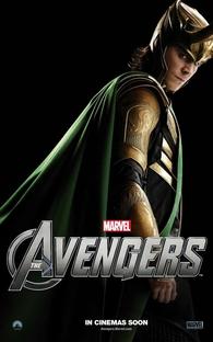 Os Vingadores - Poster / Capa / Cartaz - Oficial 8