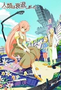 Jinrui wa Suitai Shimashita Specials - Poster / Capa / Cartaz - Oficial 2