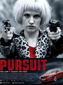 Pursuit - Poster / Capa / Cartaz - Oficial 1