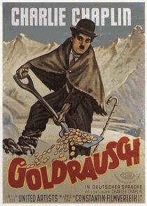 Em Busca do Ouro - Poster / Capa / Cartaz - Oficial 4