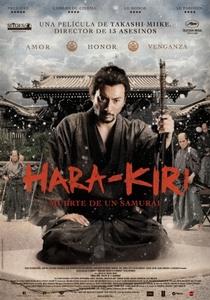 Hara-Kiri: Morte de Um Samurai - Poster / Capa / Cartaz - Oficial 2