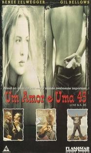 Um Amor e Uma 45 - Poster / Capa / Cartaz - Oficial 3
