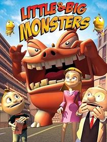 Monstros e Monstrinhos - Poster / Capa / Cartaz - Oficial 2