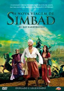 As Novas Viagens de Simbad  - Poster / Capa / Cartaz - Oficial 3