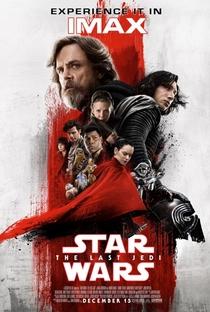 Star Wars, Episódio VIII: Os Últimos Jedi - Poster / Capa / Cartaz - Oficial 14