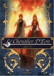 Le Chevalier D`Eon - Poster / Capa / Cartaz - Oficial 1