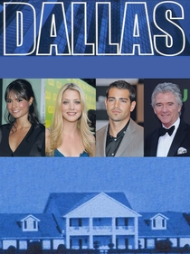 Dallas (1ª Temporada) - Poster / Capa / Cartaz - Oficial 2