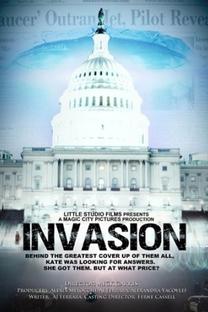 Invasion - Poster / Capa / Cartaz - Oficial 1