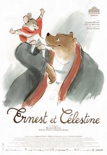 Ernest e Célestine - Poster / Capa / Cartaz - Oficial 1