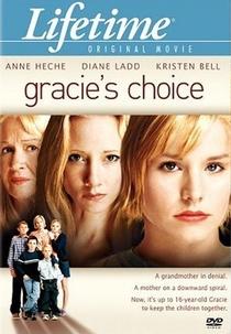 A escolha de Gracie - Poster / Capa / Cartaz - Oficial 1