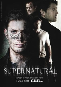 Sobrenatural (11ª  Temporada) - Poster / Capa / Cartaz - Oficial 4