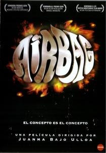 Airbag - Uma Viagem de Loucura - Poster / Capa / Cartaz - Oficial 2