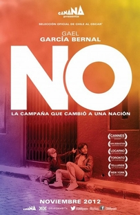 No - Poster / Capa / Cartaz - Oficial 2