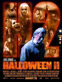 Halloween 2 - Poster / Capa / Cartaz - Oficial 5