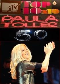 Top 10 MTV: Paula Toller 50 Anos - Poster / Capa / Cartaz - Oficial 1