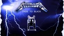 "Metallica - ""Fade to Black"" (Live) - Poster / Capa / Cartaz - Oficial 1"