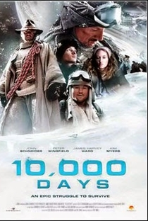 10 Mil Dias - Poster / Capa / Cartaz - Oficial 1