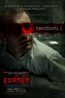 Exame - Poster / Capa / Cartaz - Oficial 8