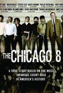 The Chicago 8 - Poster / Capa / Cartaz - Oficial 1
