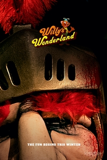Willy's Wonderland - Poster / Capa / Cartaz - Oficial 7