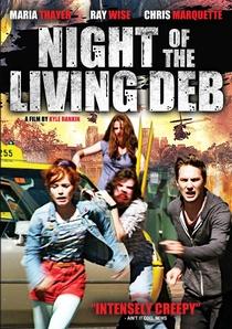 Night of the Living Deb - Poster / Capa / Cartaz - Oficial 3