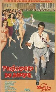 Prólogo do Amor - Poster / Capa / Cartaz - Oficial 2