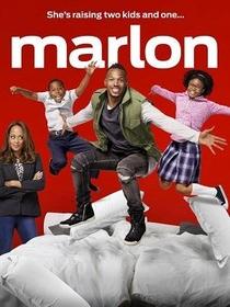 Marlon (1ª Temporada) - Poster / Capa / Cartaz - Oficial 1