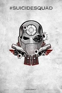 Esquadrão Suicida - Poster / Capa / Cartaz - Oficial 33