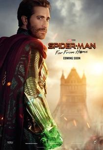 Homem-Aranha: Longe de Casa - Poster / Capa / Cartaz - Oficial 15