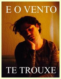 E o Vento Te Trouxe - Poster / Capa / Cartaz - Oficial 1