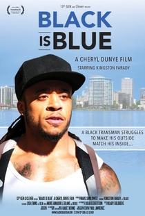Black is blue - Poster / Capa / Cartaz - Oficial 1