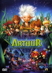 Arthur e a Vingança de Malthazard - Poster / Capa / Cartaz - Oficial 4