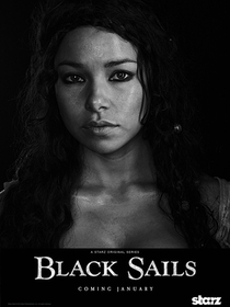 Black Sails (1ª Temporada) - Poster / Capa / Cartaz - Oficial 6