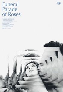 O Funeral das Rosas - Poster / Capa / Cartaz - Oficial 10