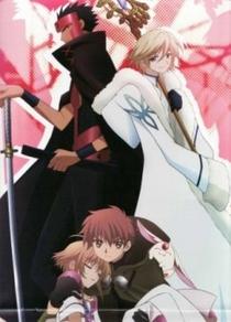Tsubasa Chronicle - Poster / Capa / Cartaz - Oficial 1