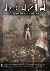 Karama Não Tem Muros - Poster / Capa / Cartaz - Oficial 1