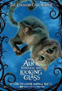 Alice Através do Espelho - Poster / Capa / Cartaz - Oficial 11