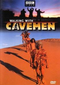 Walking with Cavemen - Poster / Capa / Cartaz - Oficial 2