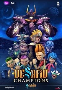 Campeões do Sendokai (1ª Temporada) - Poster / Capa / Cartaz - Oficial 1